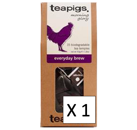 15 x teapots Tea Bags